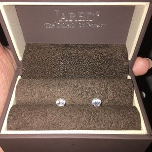 Jewelry - Sterling silver Jared's sapphire studs